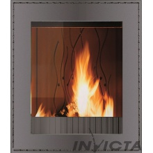 Invicta Decor Vertical Cuir