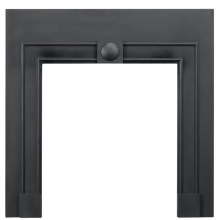 Фронт Stovax Burlington Fireplace Front
