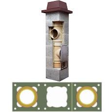 Ecoosmose керамический дымоход дымоход как закрыть