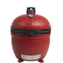 Kamado Joe Big II Red Stand-Alone
