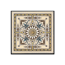 Stovax Symmetrical Classical Pattern Tile, плитка 1 шт